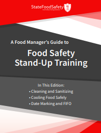 Food Safety Stand-Up Training E-book Volume I